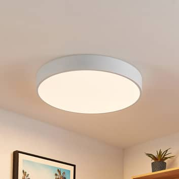 Lindby Simera LED-taklampe, 50 cm, hvit