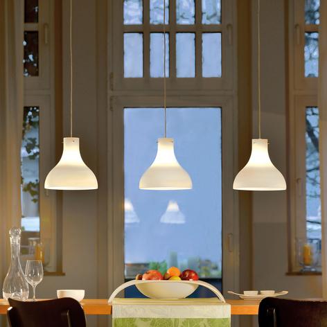 Villeroy & Boch Oslo - glazen hanglamp, 3 lampjes