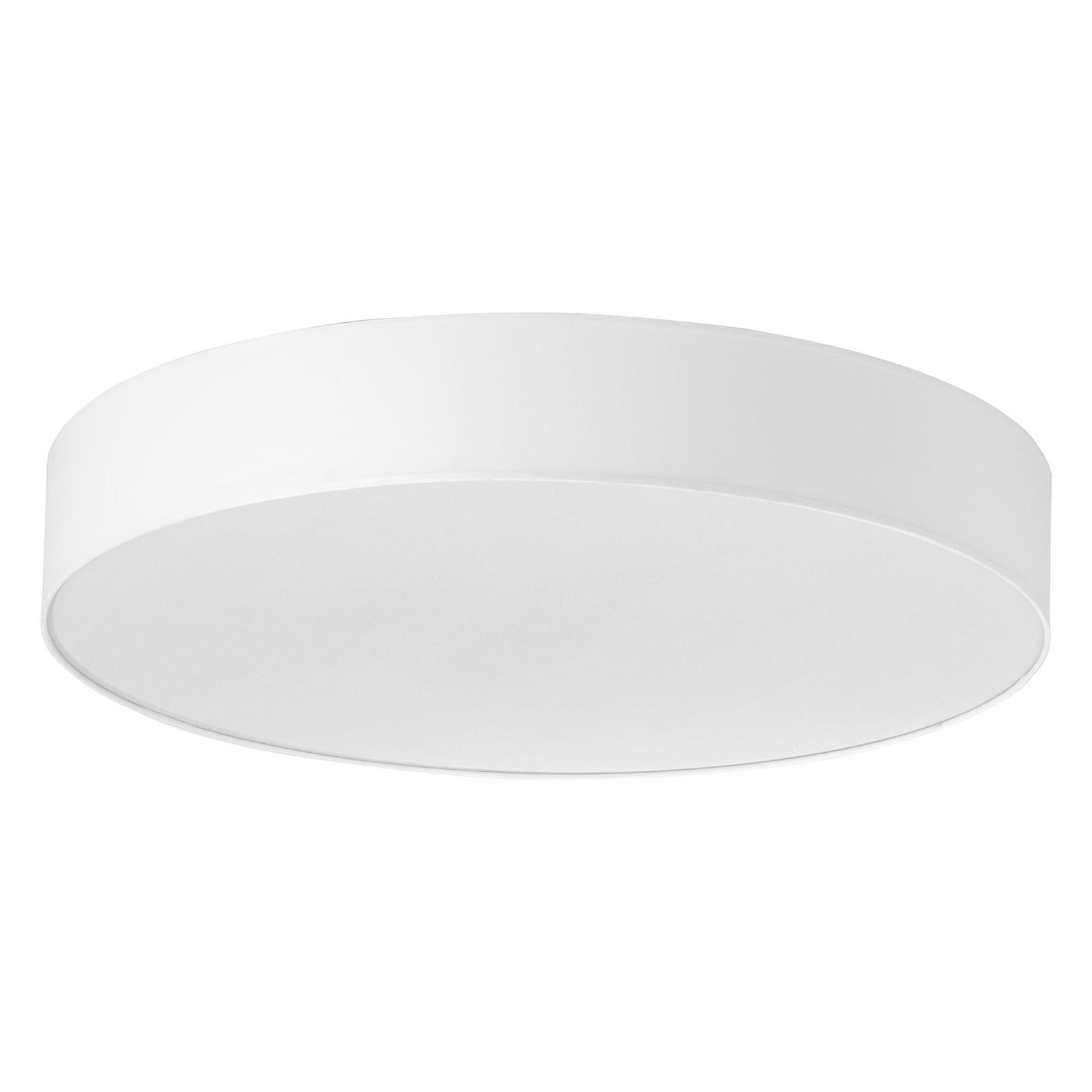 Rondo taklampe, hvit Ø 80 cm