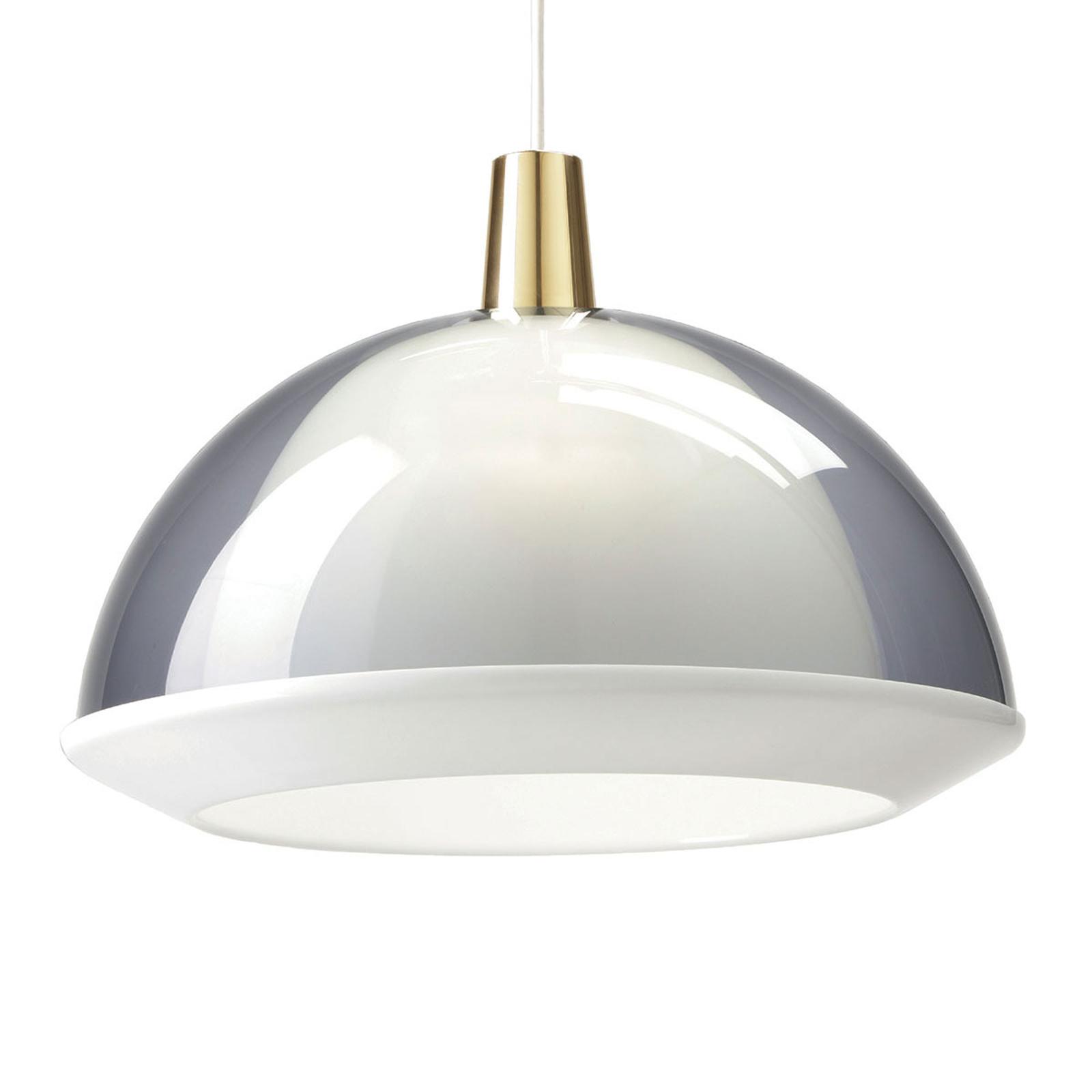 Innolux Kuplat 480 hængelampe, 48 cm røggrå