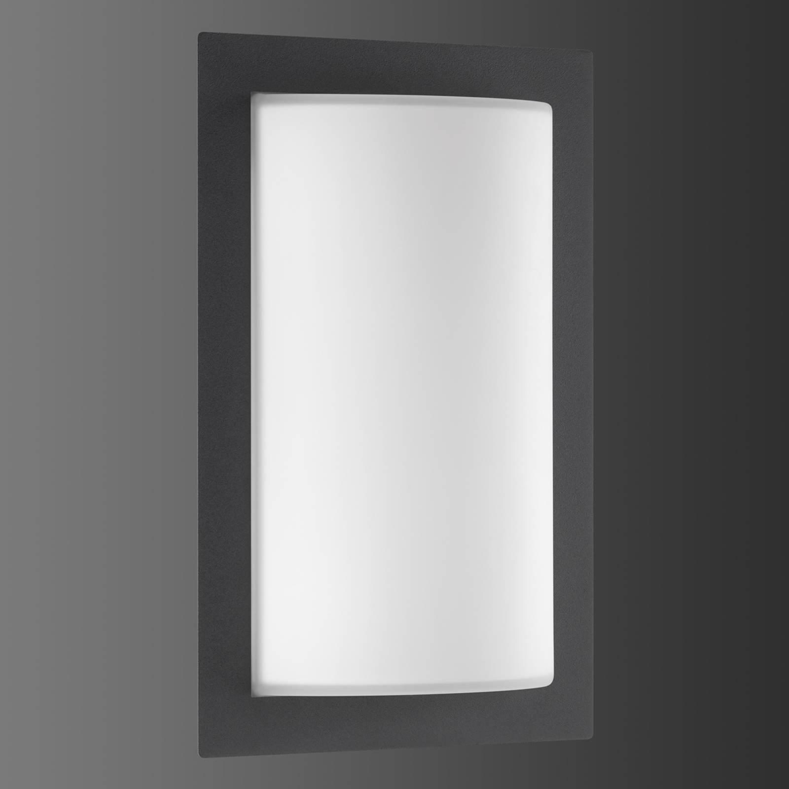 Capteur mouvement, applique d'extérieur LED Luis