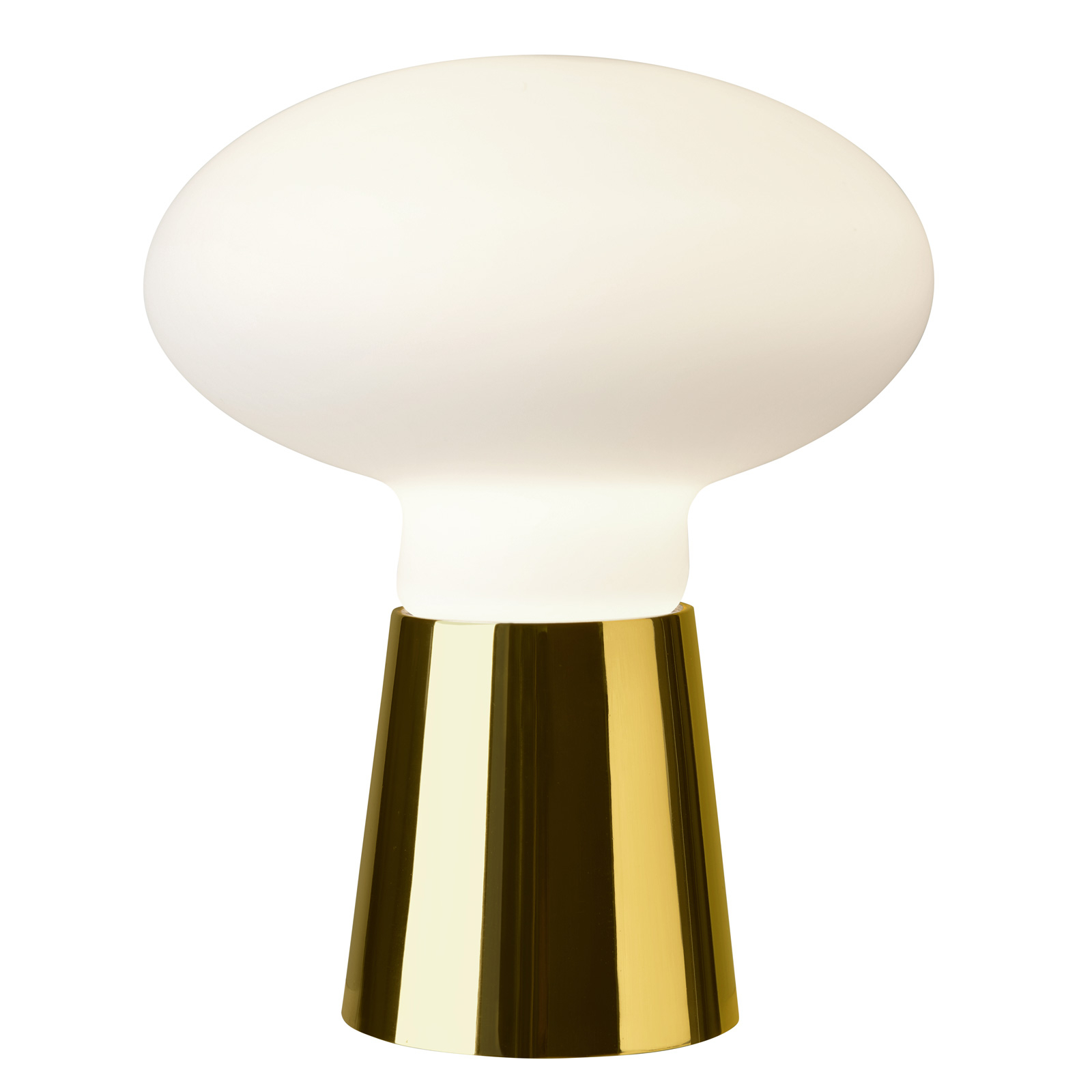 Villeroy & Boch Bilbao Tischlampe Goldoptik 35 cm
