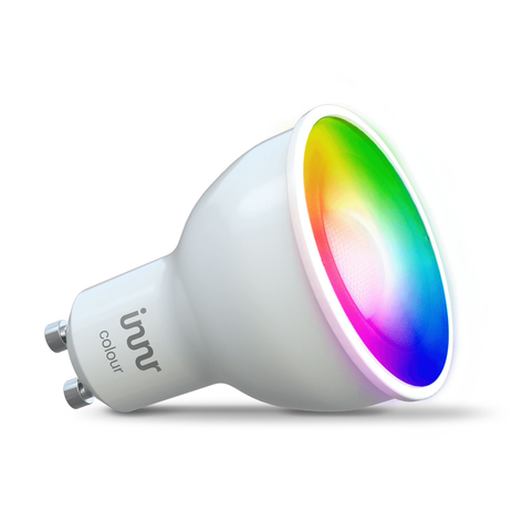 Innr LED-Spot GU10 6W Smart RGBW/CCT 350lm dimmbar