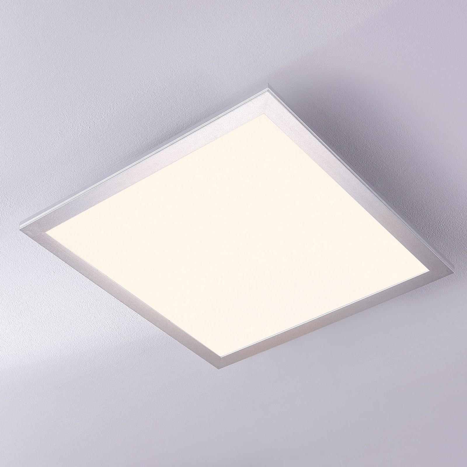 Lindby Livel LED Panel, 4.000K, 40 cm x 40 cm