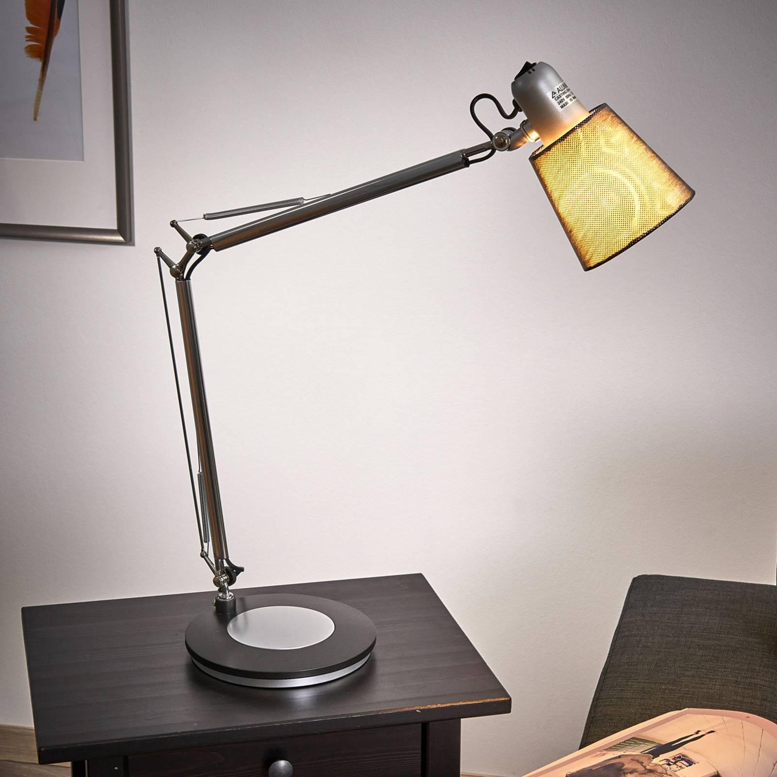 Tafellamp Casting 2