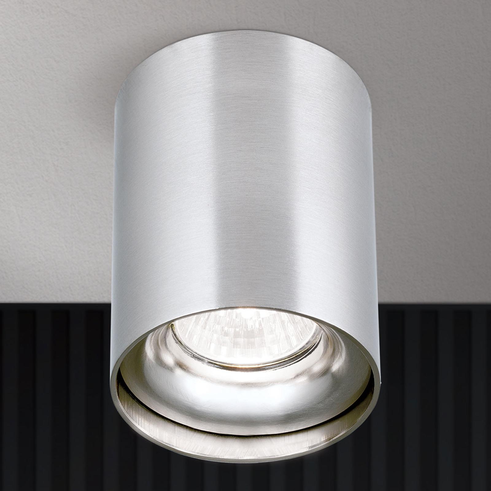 Reflektor sufitowy wpuszczany Starlight nikiel mat