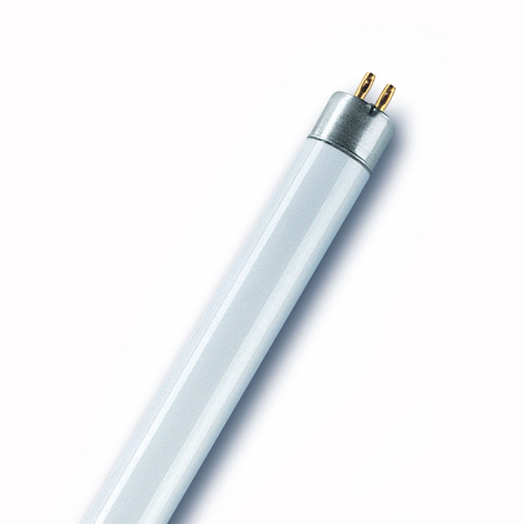 Bombilla fluores. Lumilux short G5 T5 6W 830