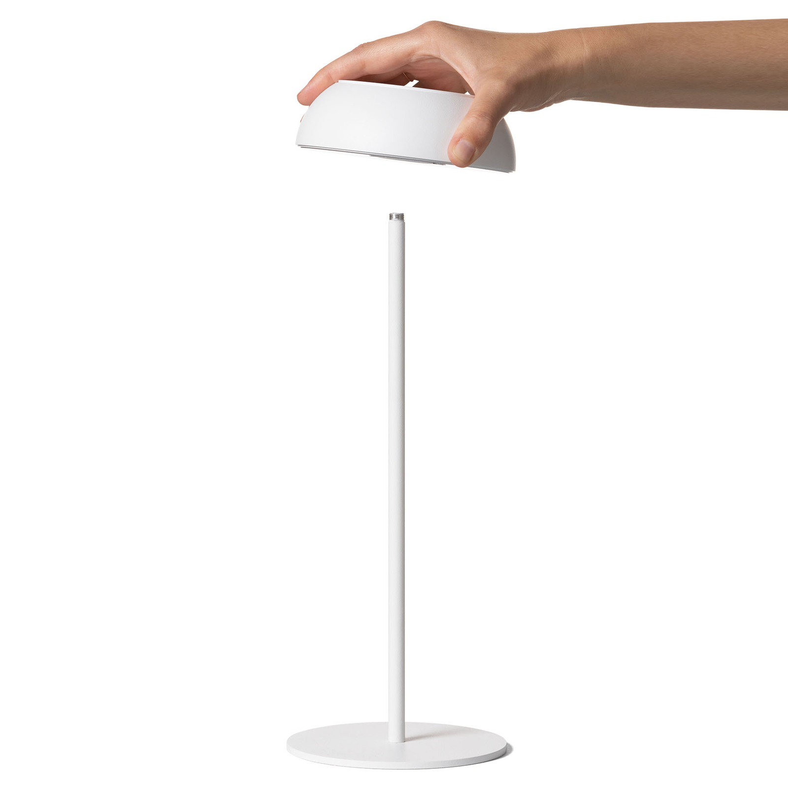 Axolight Float lampe à poser designer LED, blanche