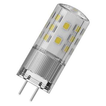 OSRAM LED-Stiftlampe GY6,35 4,5W 2.700 K dimmbar