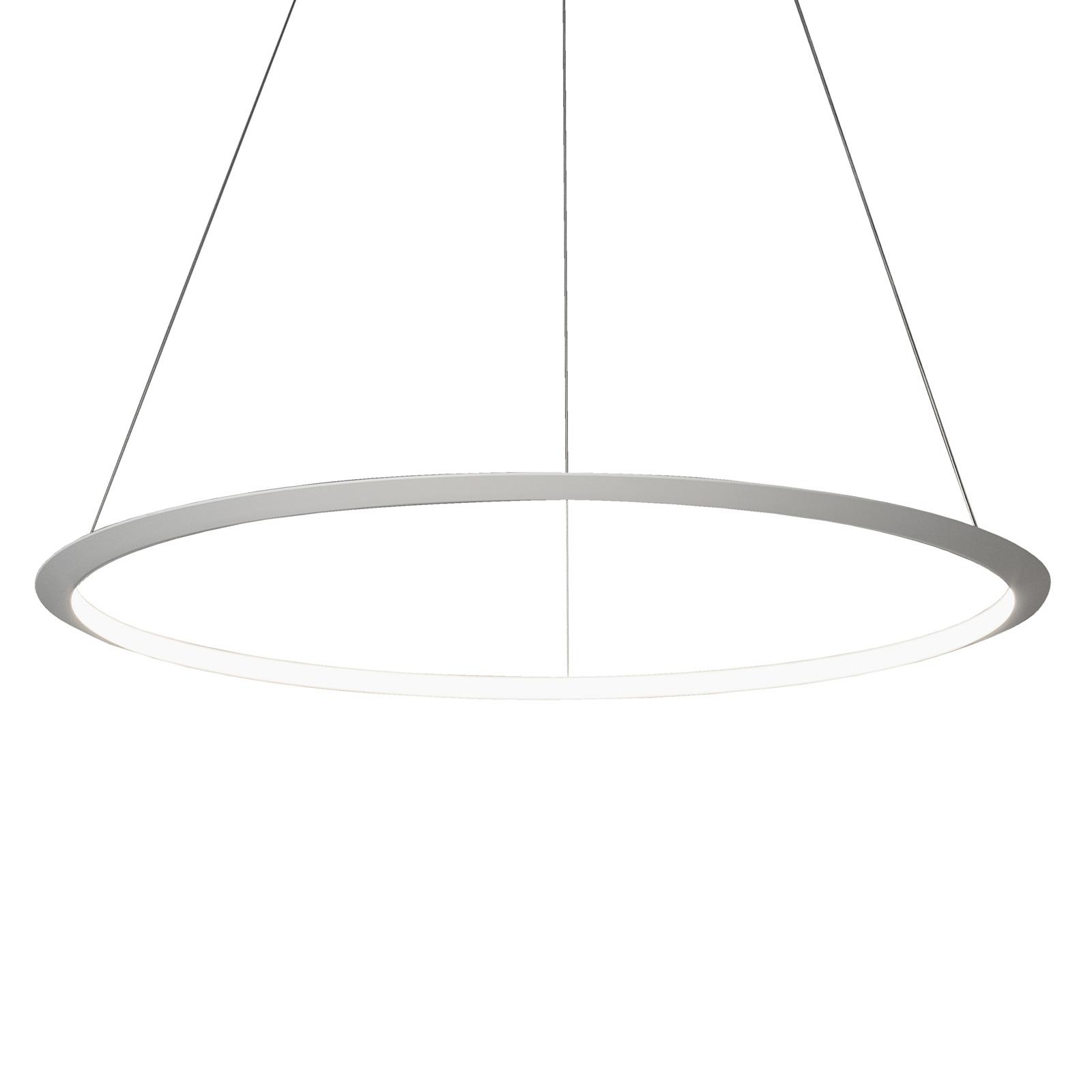 Grok Circular LED hanglamp, Ø 300 cm