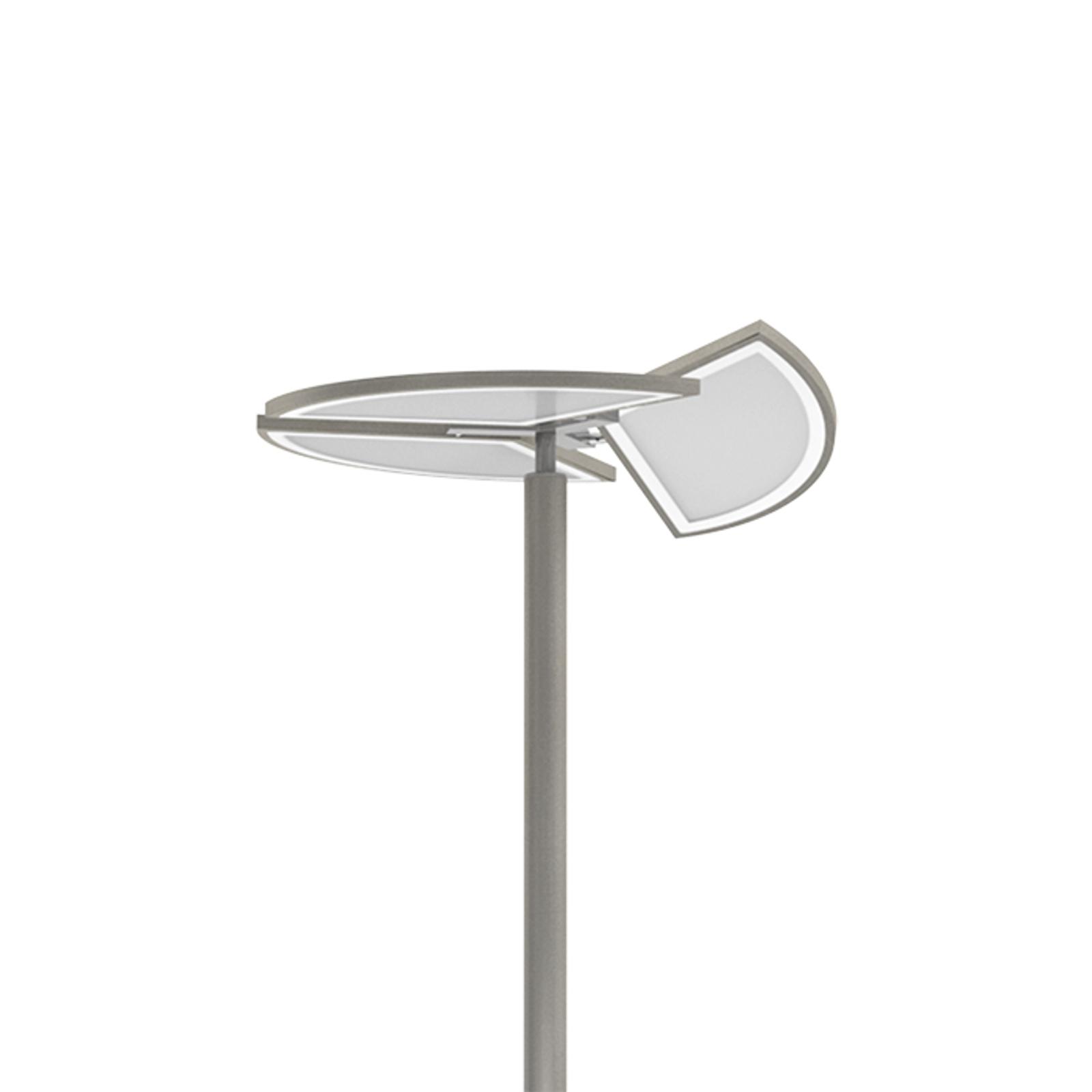 Nowoczesna lampa stojąca LED MOVIL z Color Control