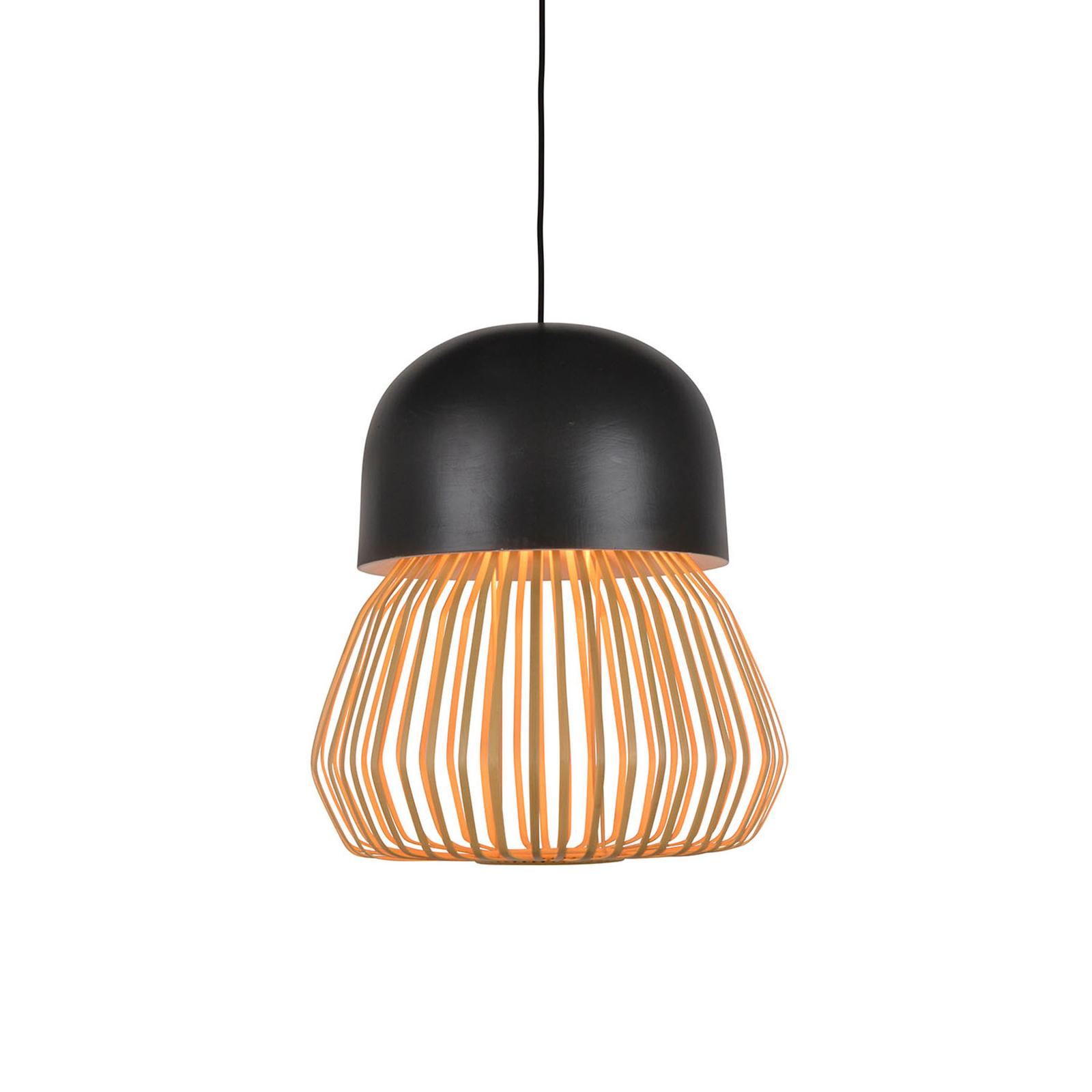 Forestier Anemos M hængelampe, 39 cm, mørkegrå