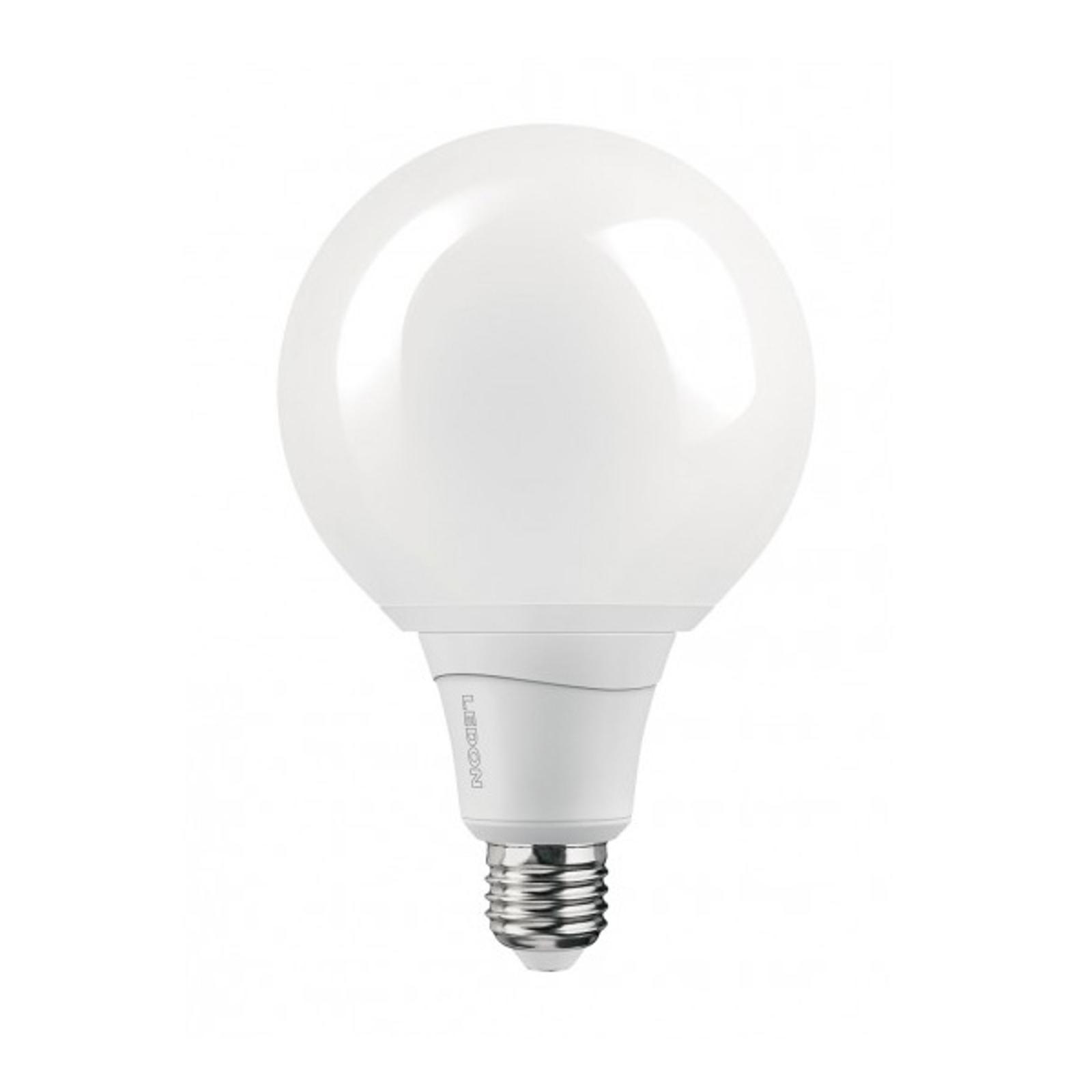 E27 10W 827/840 LED-Globelampe G120 color work