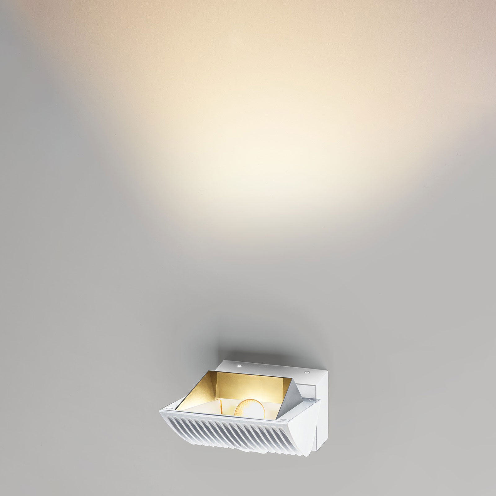 SLV Merado Flood LED wandlamp 4.000K wit