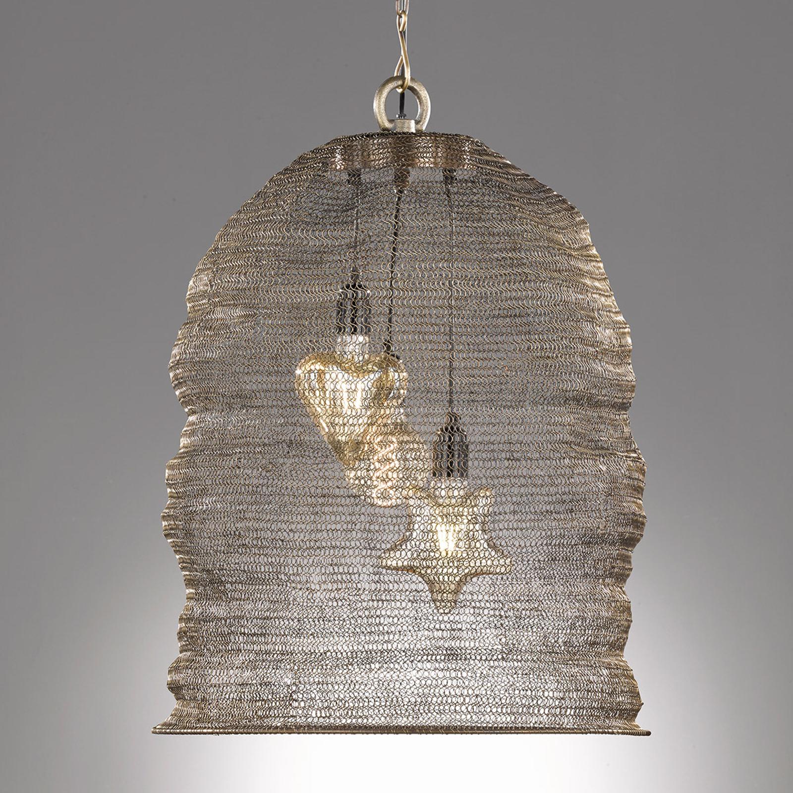 Acquista 60302 - lampada a sospensione a gabbia Ø 52 cm