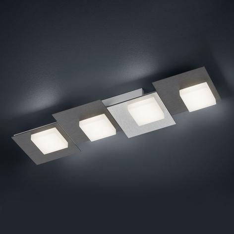 BANKAMP Cube plafonnier LED 32W 56x17cm