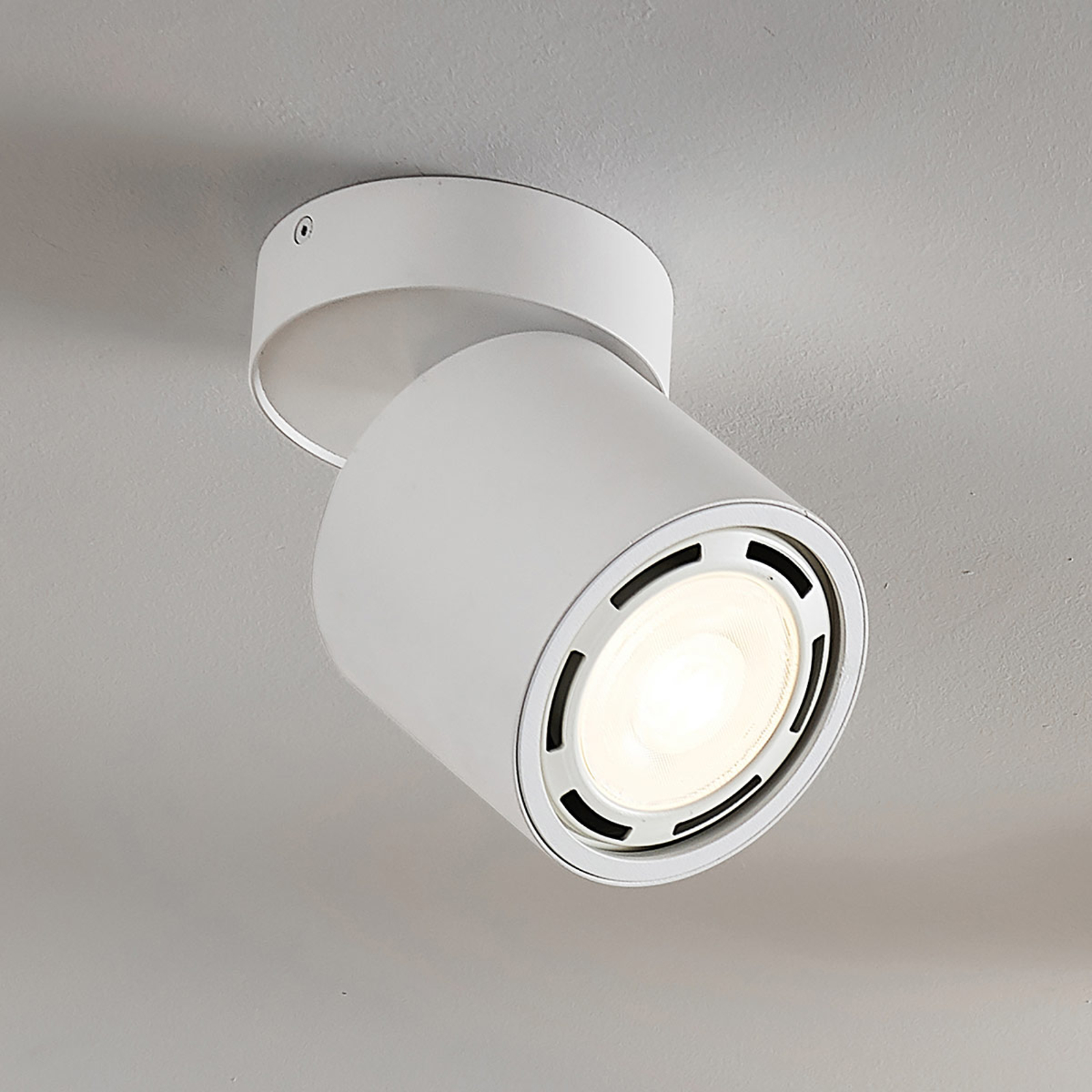 LED-Spot Avantika in Weiß, dimmbar
