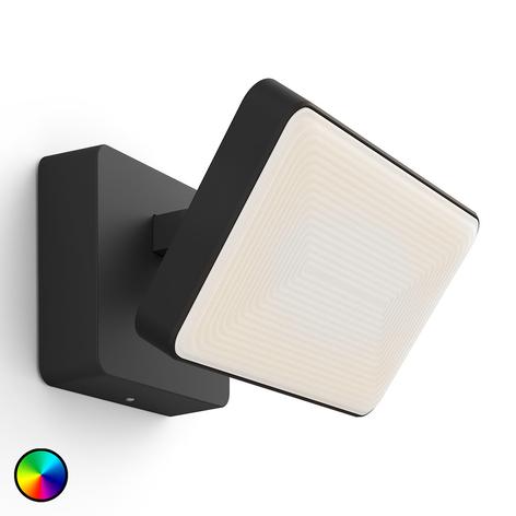 Philips Hue White+Color Discover LED-udendørsspot