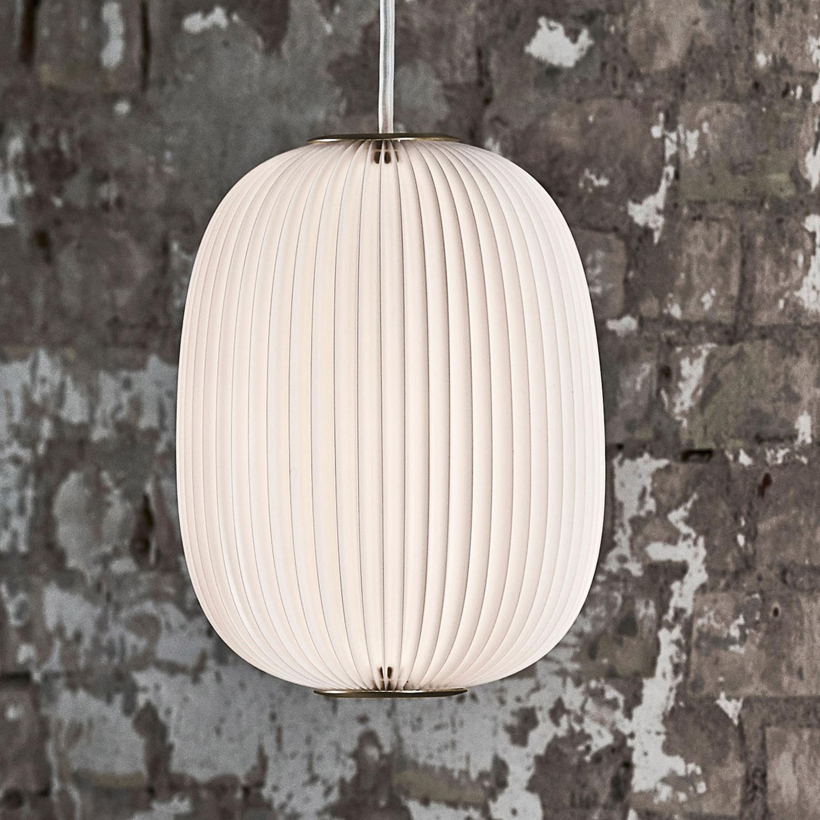 LE KLINT Lamella 4 designové závěsné světlo zlaté