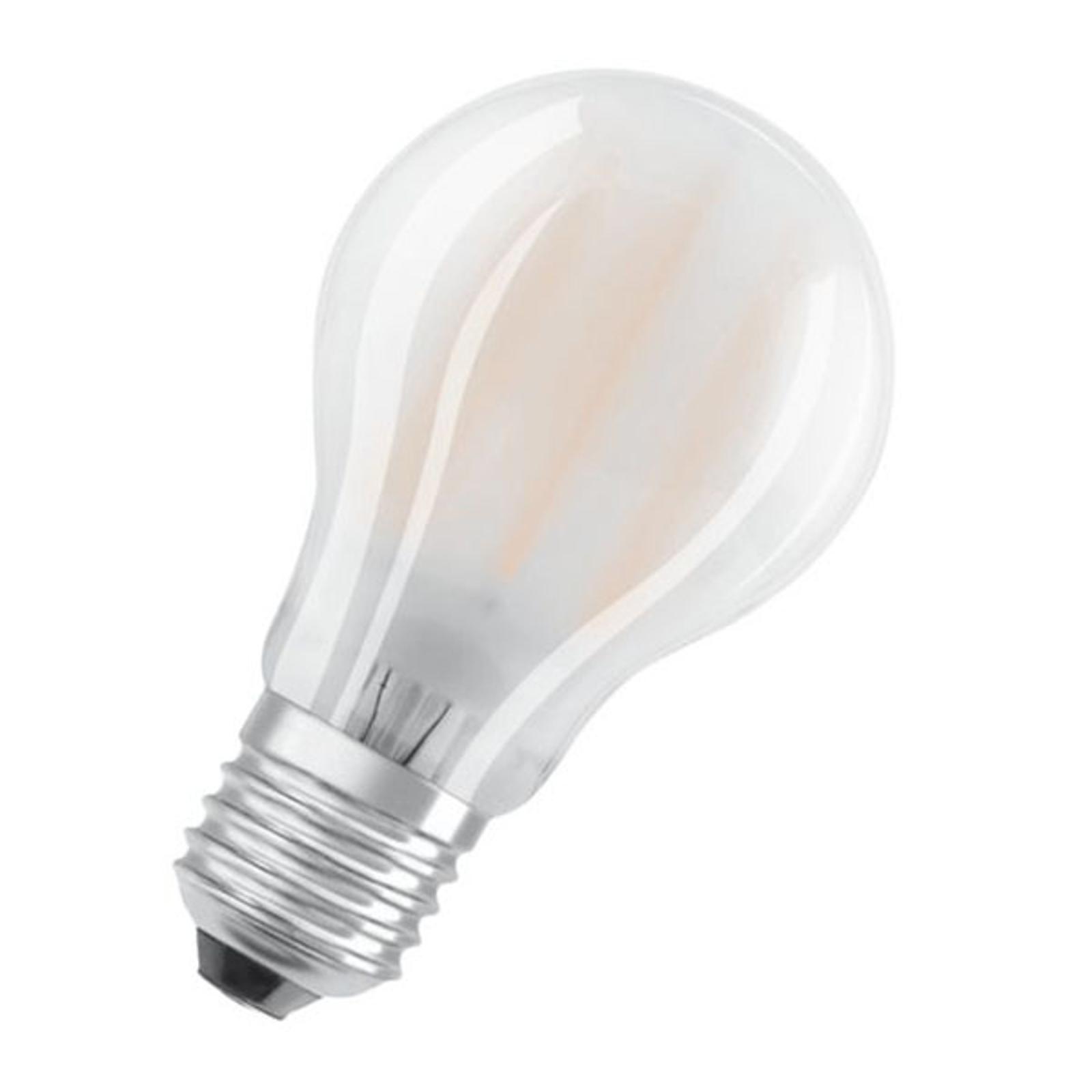 OSRAM Classic A LED-Lampe E27 7,5W 4.000K matt 2er