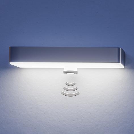 STEINEL XSolar SOL-O LED-Wandlampe Sensor schwarz