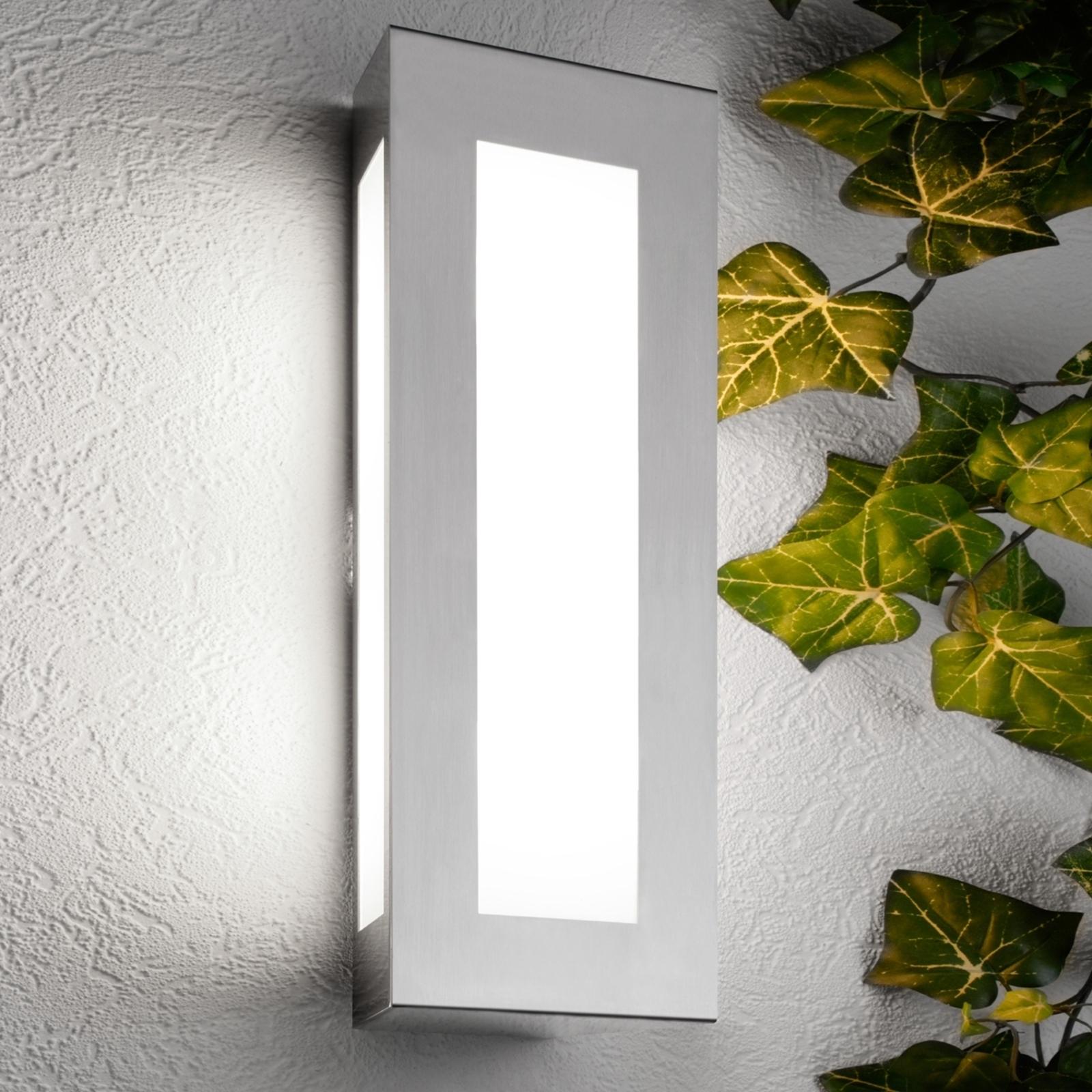 Lampada parete esterni Lija deco senza sensore