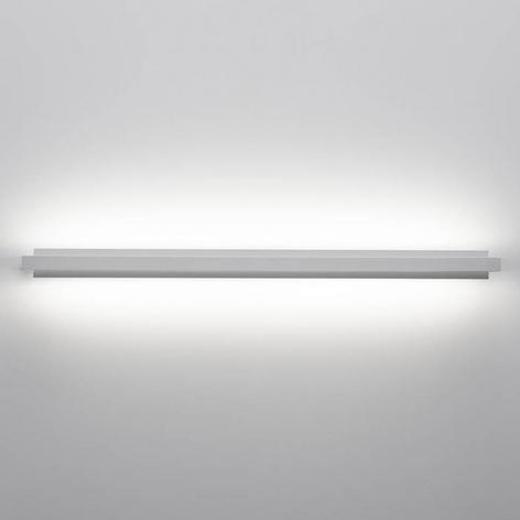 LED-Wandleuchte Tablet W1, Breite 66 cm, weiß