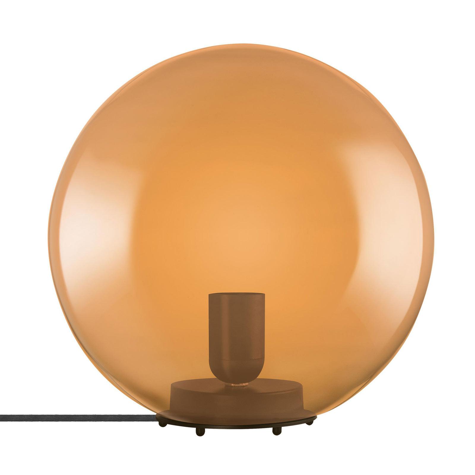 LEDVANCE Vintage 1906 Tafellamp Bubble, oranje
