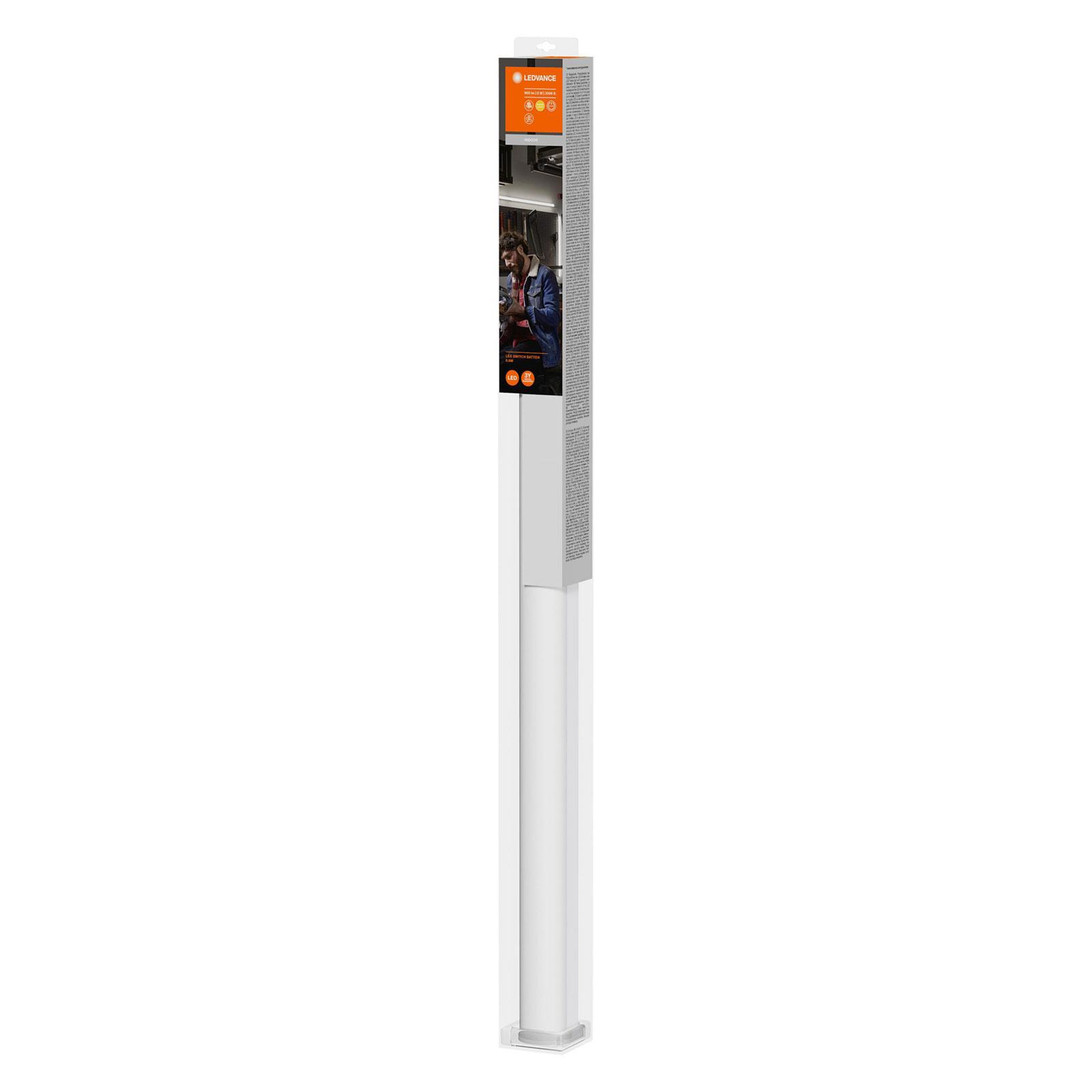 LEDVANCE Batten LED-benkarmatur 60cm 3 000 K