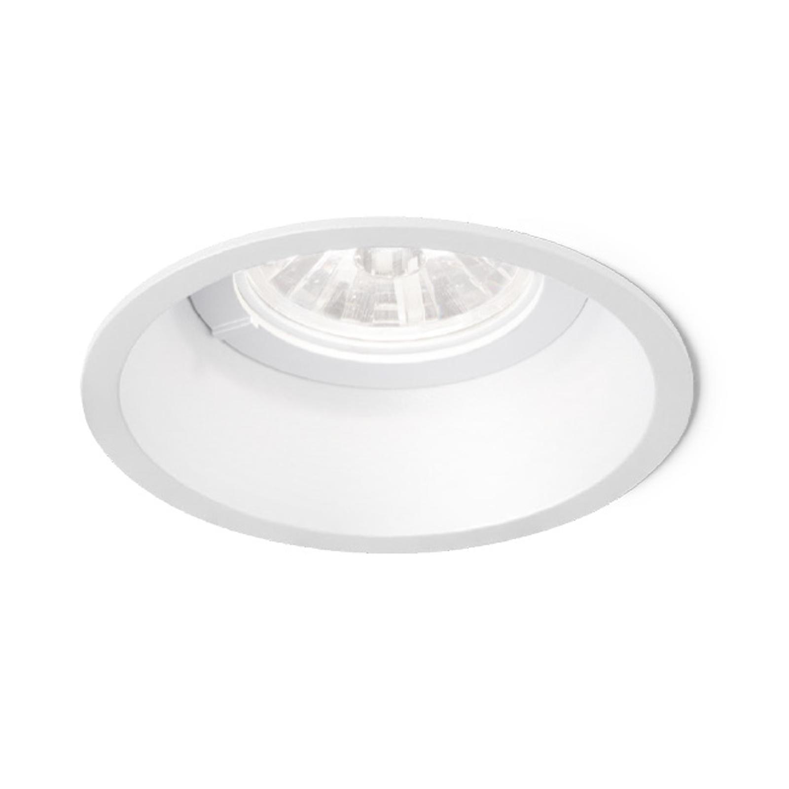 WEVER & DUCRÉ Deep 1.0 inbouwlamp 2.700K wit