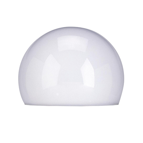 Reservglas till Wagenfeld-bordslampan
