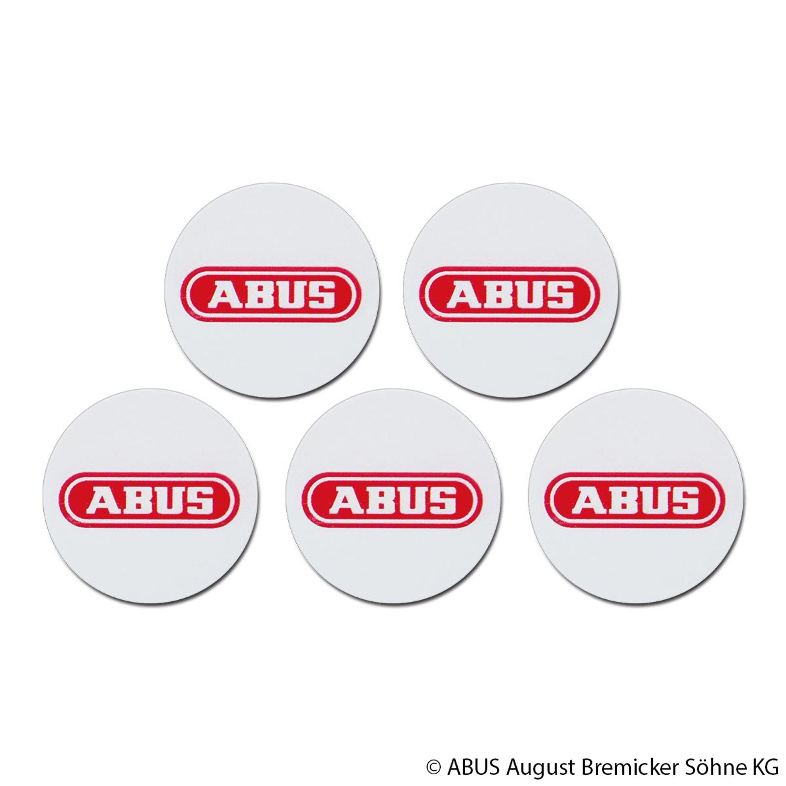 ABUS Smartvest Terxon Proximitiy-Chip-Sticker 5szt