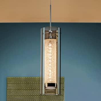 Zila - LED-Hängeleuchte mit doppeltem Schirm