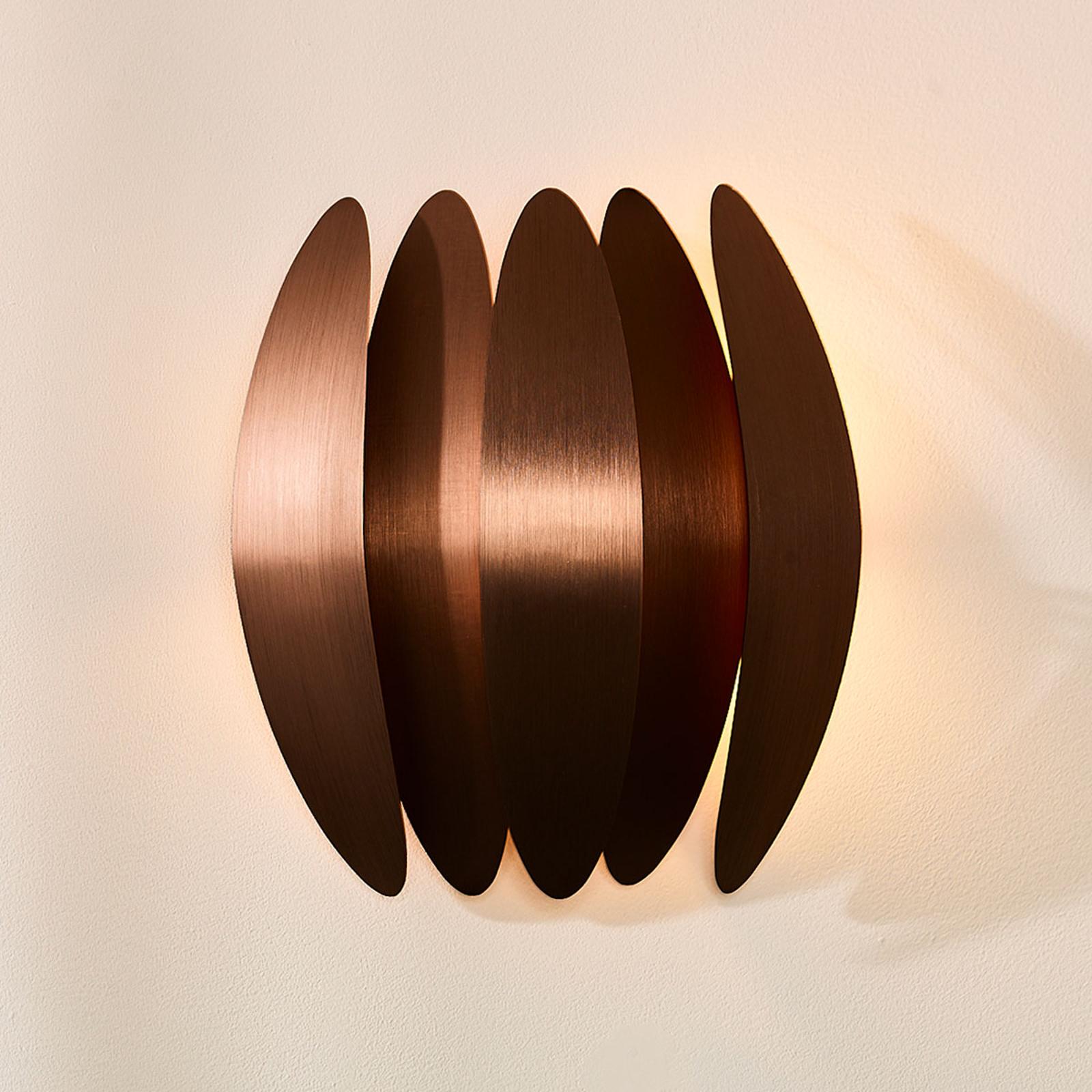 Edel vormgegeven wandlamp Vivana