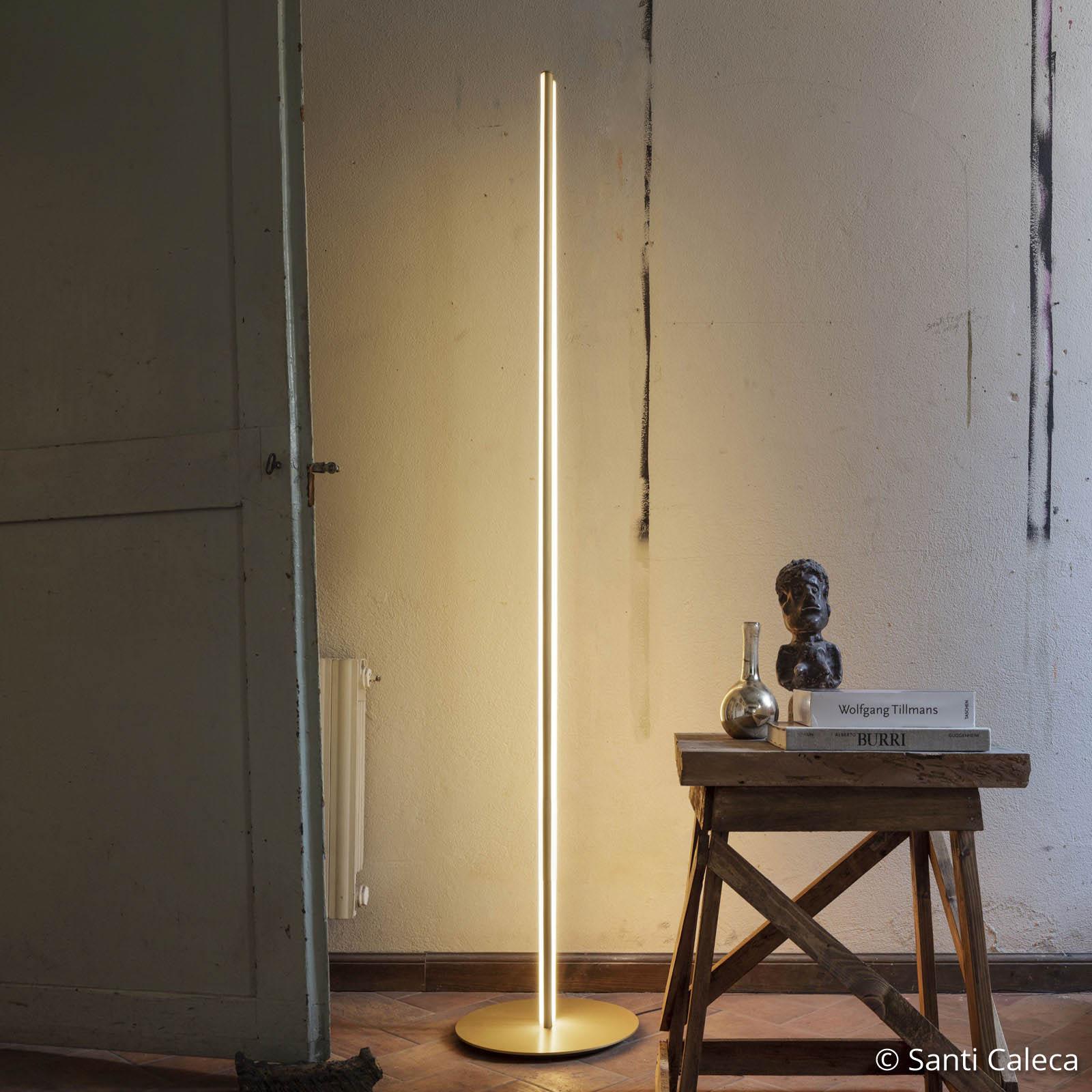 FLOS Coordinates lámpara de pie LED atenuable