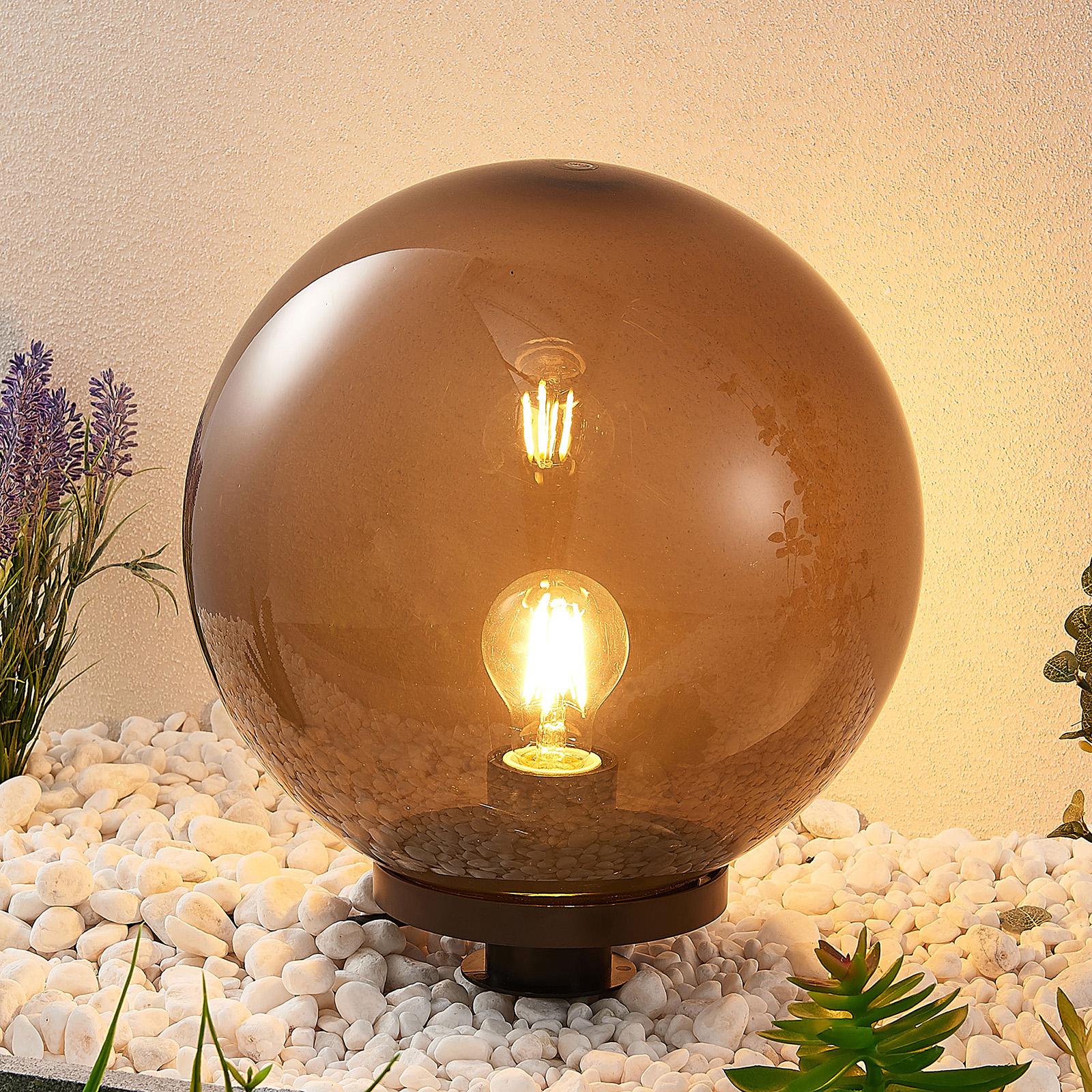 Lindby Samini -koristevalaisin, pallo, Ø 30 cm