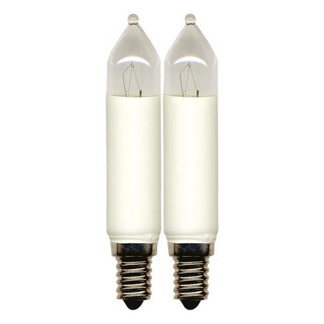 Ersatzlampe E14 4W 16V im 2er Pack