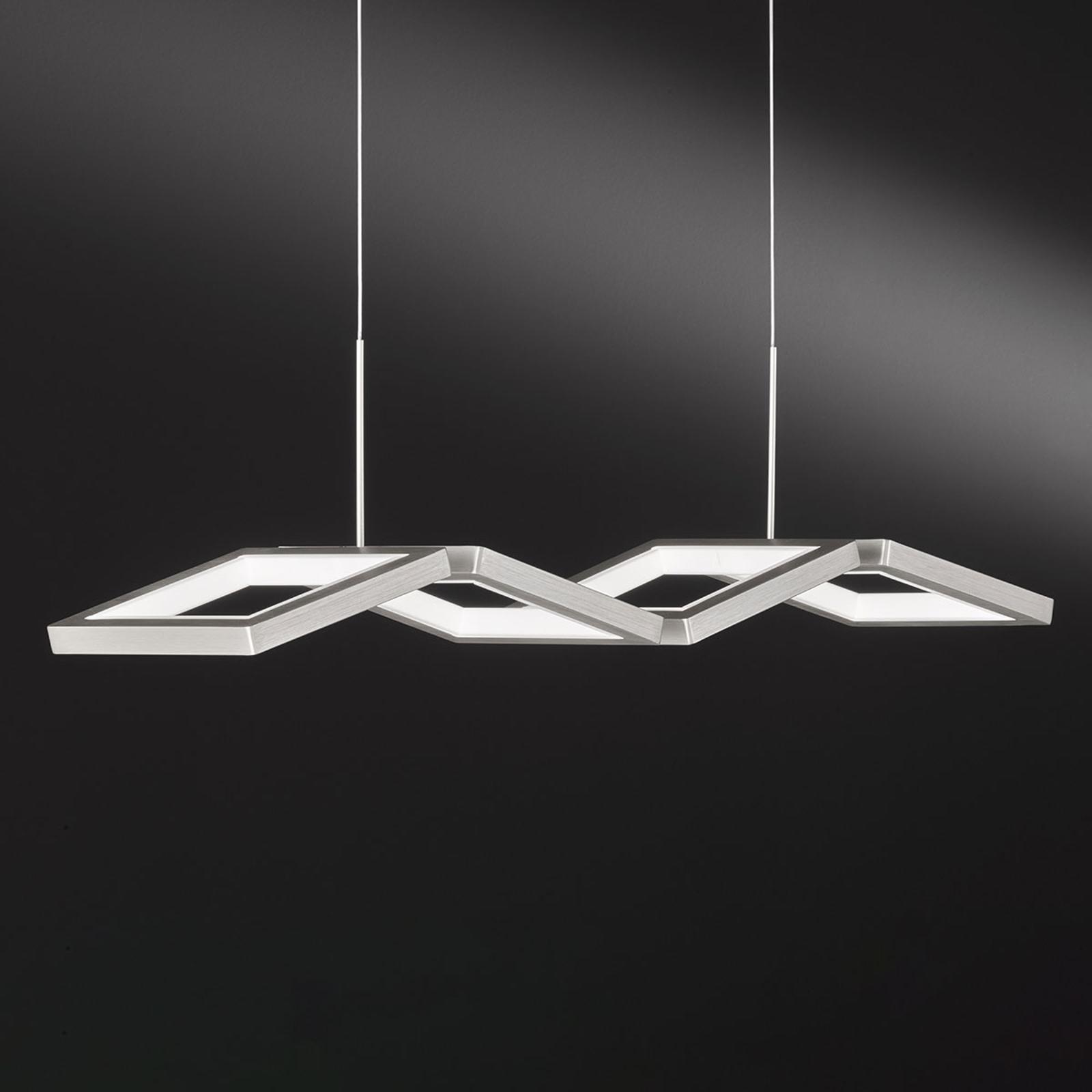 In drei Stufen dimmbar - LED-Hängeleuchte Viso