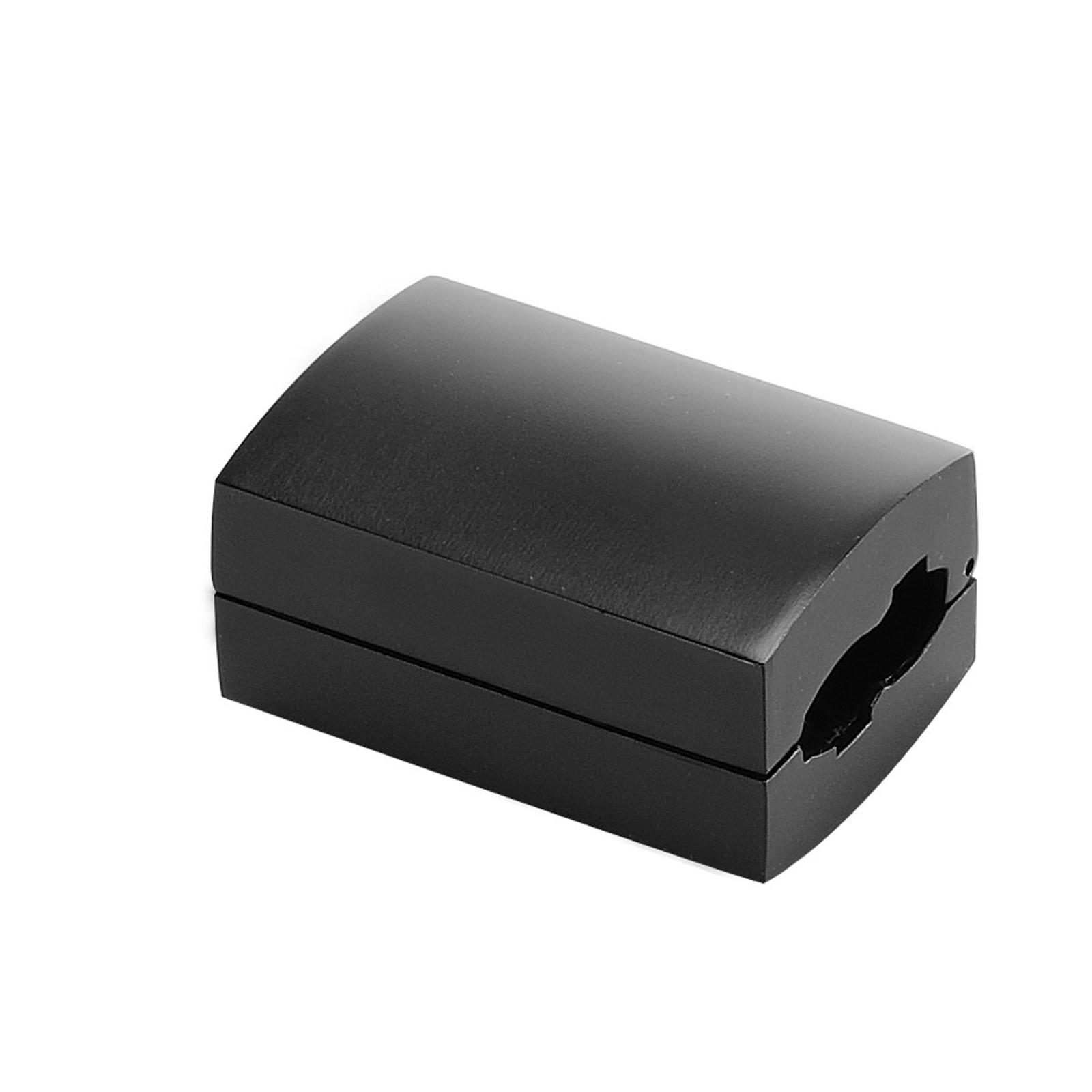 SLV EASYTEC II connecteur isolant noir