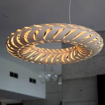 david trubridge Maru lampa wisząca 110 cm średnicy