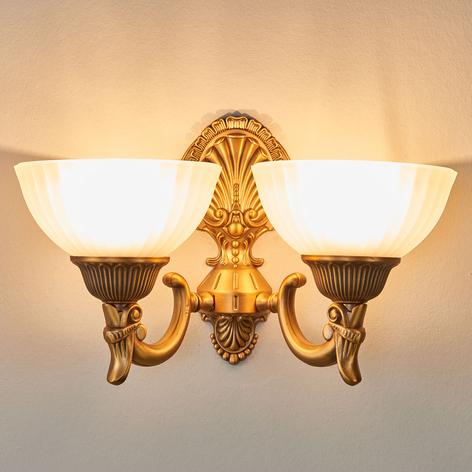 Applique exquise NOAM avec bronze