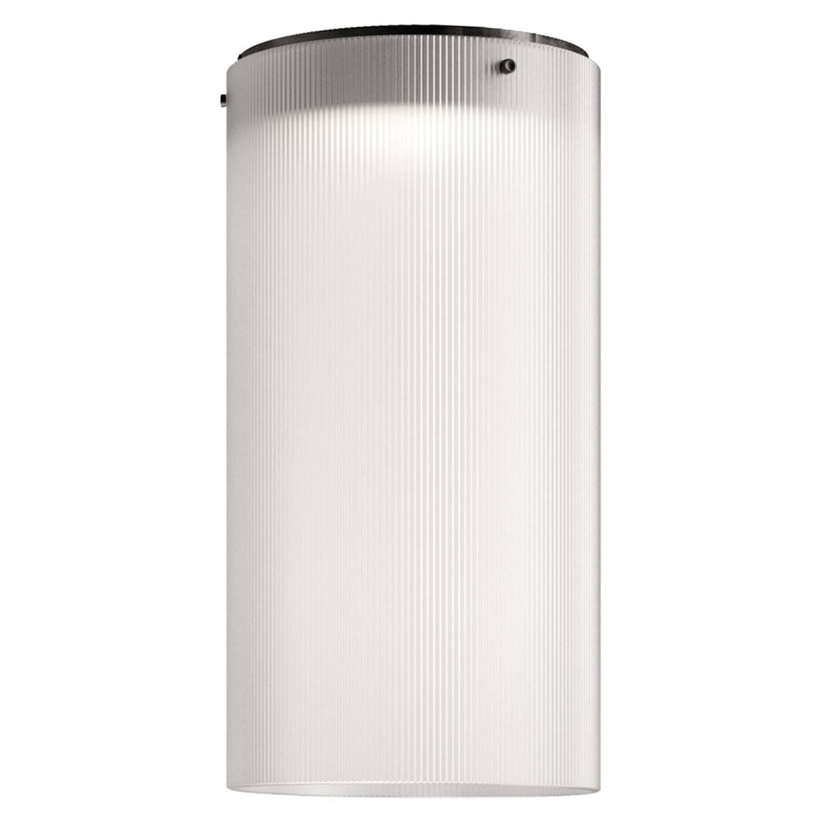 Kundalini Giass - LED-Deckenleuchte, Ø 25 cm, weiß