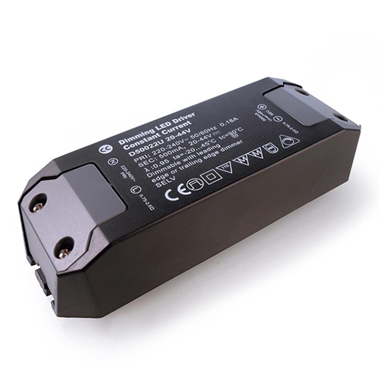 500 mA - dimmbares Netzgerät LED f. COB130