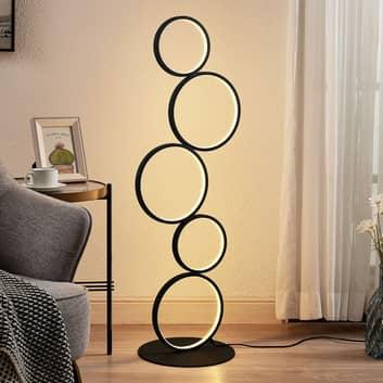 Lindby Jacek LED-gulvlampe