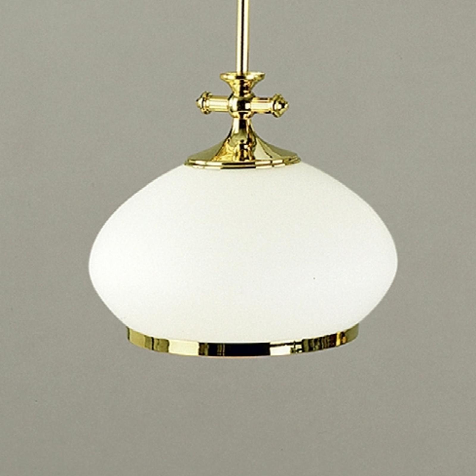 Mała lampa wisząca EMPIRA, śr. 24 cm