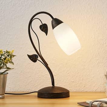Lindby Isalie lámpara de mesa LED