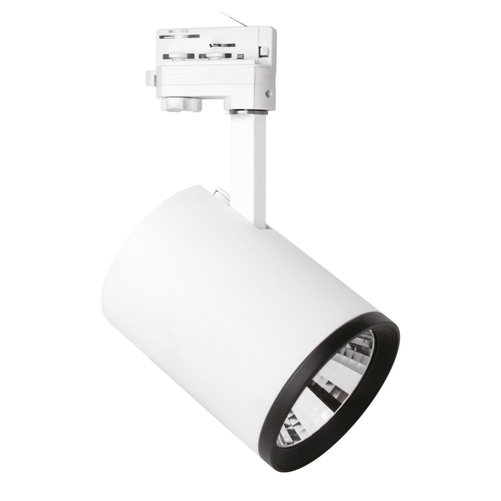 LED-spot Marco voor 3-fasen railsysteem wit 3.000K