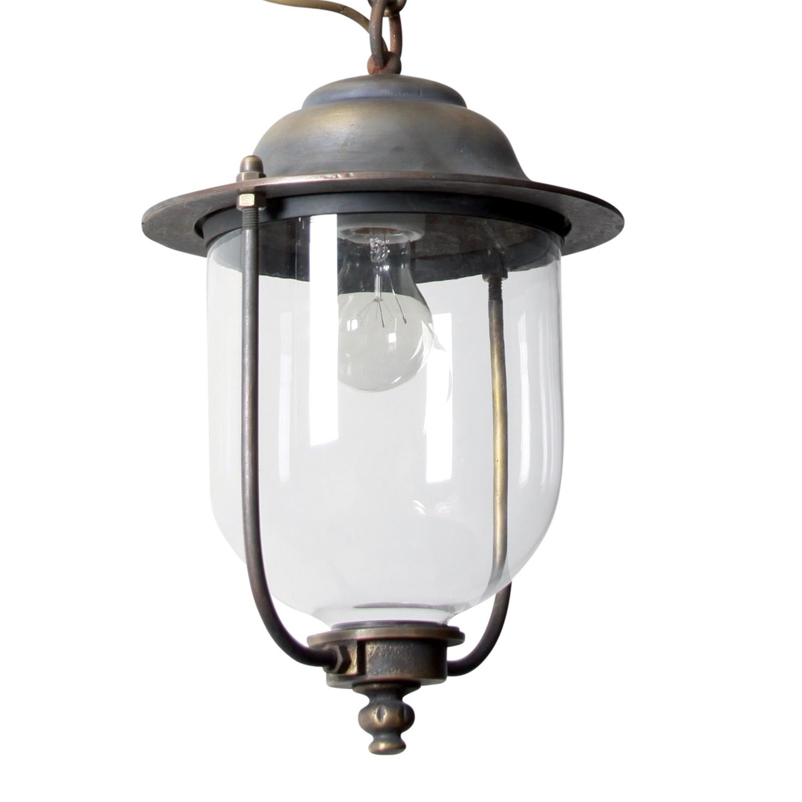 LINDAU - zewnętrzna lampa wisząca na łańcuchu