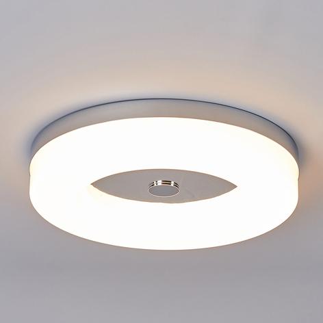 Ringförmige LED-Deckenlampe Shania
