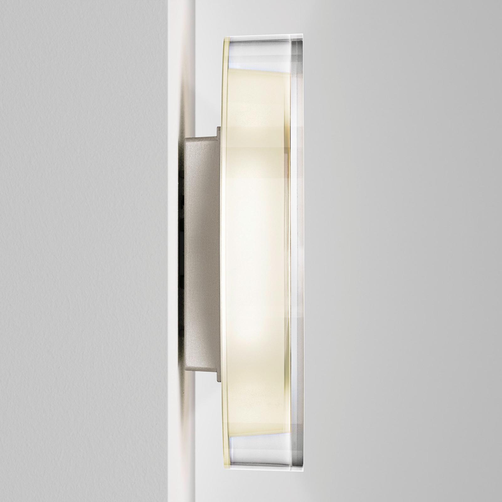 serien.lighting Lid - verspiegelte LED-Wandlampe